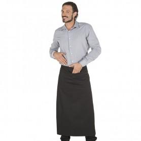 Delantal francés con bolsillo