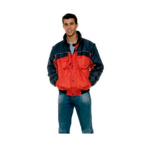 CHAQUETA 2 EN 1 DESMONTABLE SCOOT