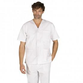 Blusa Sanitario Pico Botones