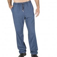 Pantalón tejano lavado