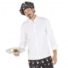 Chaqueta chef Marín