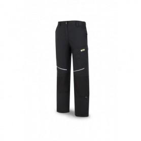 Pantalón de trabajo en tergal con hueco reforzado para rodilleras
