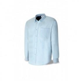 Manga Larga. Camisa tejido Oxford 100% algodón