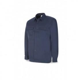 Camisa ignífuga y antiestática Algodón 200 gr con costuras de Kevlar