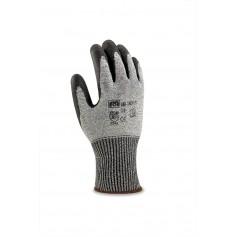 Pack 12 guante de fibra TAEKI con recubrimiento de látex