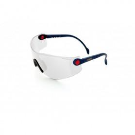 Gafa transparente ocular panorámico regulable/ policarbonato