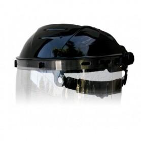 Soporte para visor ajustable a cabeza, muy ligero y seguro