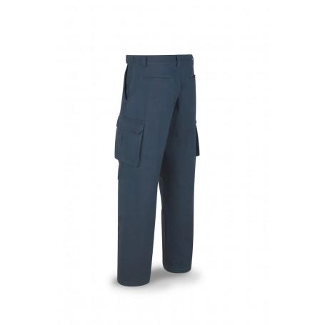 Pantalón para invierno algodón sanforizado con forro interior franela