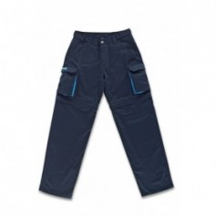 Pantalón desmontable algodón 245 g.