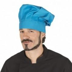 Gorro chef velcro liso