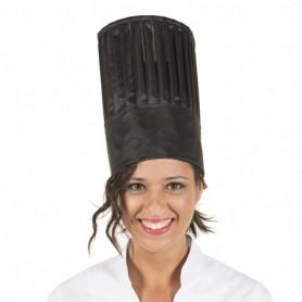 Gorro chef alto