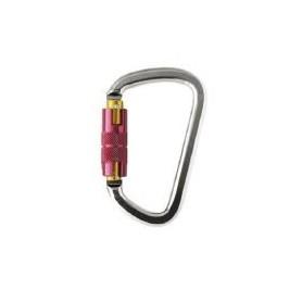 Mosquetón de aleación de aluminio AA014T