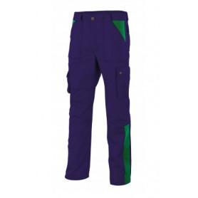 Pantalón multibolsillos con refuerzos laterales