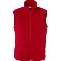 Basic Polar Fleece Vest
