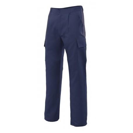 Pantalón multibolsillo Básico