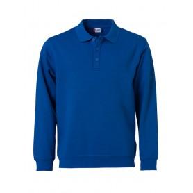 Basic Polo Sweater
