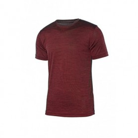 Serie 105507 Camiseta técnica jaspeada