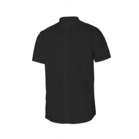 Serie 405012S Camisa cuello tirilla stretch manga corta hombre