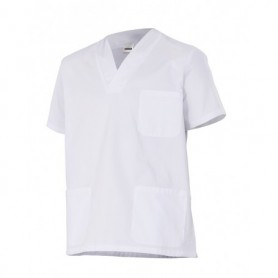 Serie 535205 Camisola pijama 100% algodón manga corta