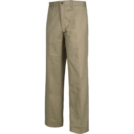 Pantalón tipo chino, tejido elástico.B1422