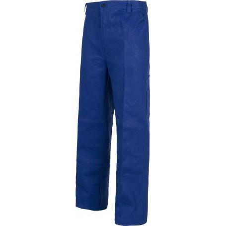 Pantalón con cintura elástica y multibolsillos. 100% Algodón.B1455