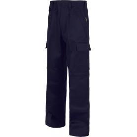 Pantalón ignífugo y antiestático. 100% algodón. IGNIFUGO EN 11612 Y ANTIESTATICO EN1149.B1493