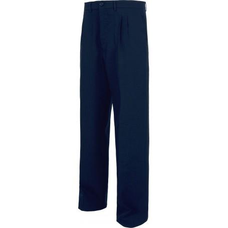 Pantalón de hombre, con cinturilla y con pinzas.B9014
