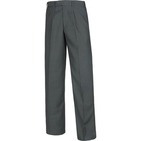 Pantalón de vestir de hombre con pinzas.B9015