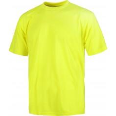 Camiseta de manga corta lisa sin bolsillos.C6010