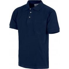 Polo de manga corta y un bolso de pecho, algodón 100%S6507