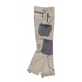 Pantalón de montaña de verano, combinado con ripstop, multibolsillos.S9870