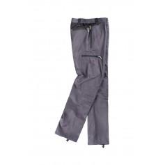 Pantalón de montaña, combinado, multibolsillos.S9880