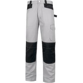 Pantalón multibolsillos, con refuerzo en culera y rodilleras a contraste.WF1052