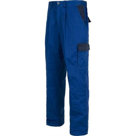 Pantalón linea 1, con elástico en cintura y bolsillos combinados.WF1500
