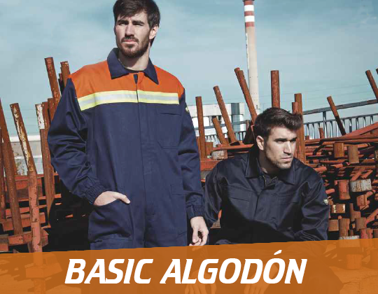 workteam basic algodón