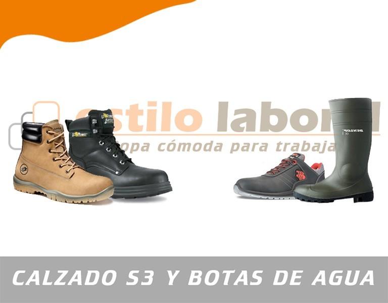 ¿Zapatos de trabajo que repelen líquidos, gasolina y agua en general?